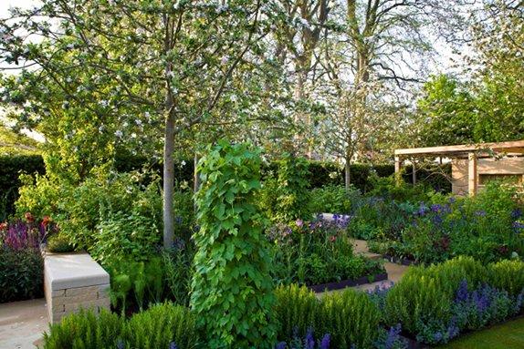 'The Homebase Garden'