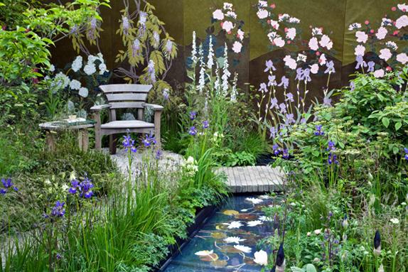 'The Massachusetts Garden'